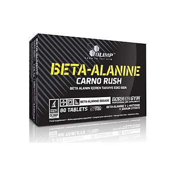 Olimp Beta Alanine Carno Rush 80 Tab