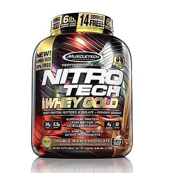 Muscletech Nýtro Tech Whey Gold 5Lb
