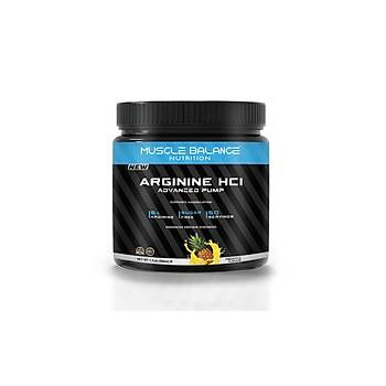 Muscle Balance Nutrition Arginine HCl Advanced Pump 500 Gr