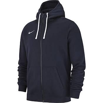 Nike Hoodie 19 Milli Takým Baskýlý Sweatshirt AJ1313 Siyah