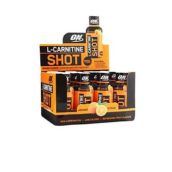 Optimum L-Carnitine Shot 12X60ml Orange 3000mg