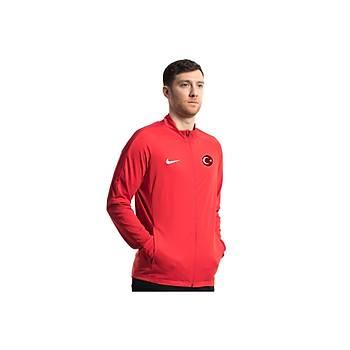 Nike Acdmy18 Milli Takým Baskýlý Eþofman Üst 893701 Kýrmýzý