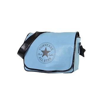 Converse Deri büyükboy çanta CNT3172 Mavi