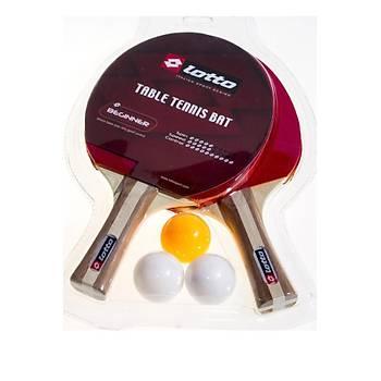 Lotto M3405 Pingpong Raket Seti