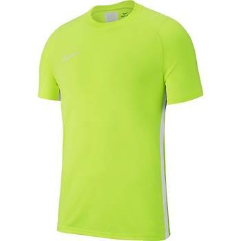 Nike Acadmy 19 Sýfýr Yaka Milli Takým Baskýlý Tiþört AJ9088 Yeþil