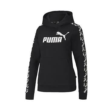 Puma Kadýn Kapþonlu Sweatshirt 58122001 Siyah