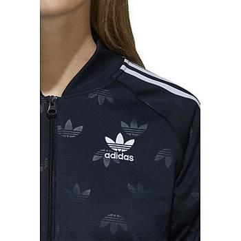 Adidas Kadýn Originals Originals Ceket Siyah CD6918 S