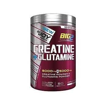 Big Joy Creatin+Glutamine 505 Gr.