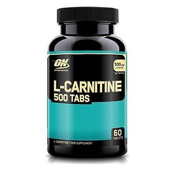 Optimum L-Carnitine 500 Mg 60 Tablet