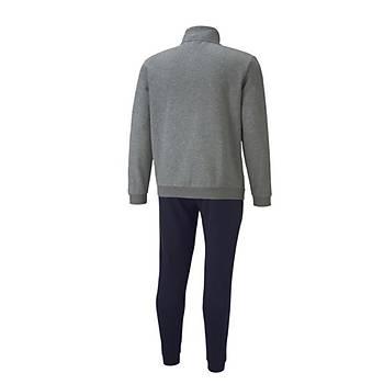 Puma Clean Sweat Suit Eþofman Takýmý 583598 03 Gri