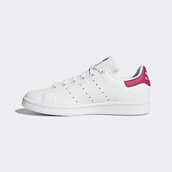 Adidas Stan Smith J Kadýn Spor Ayakkabý B32703