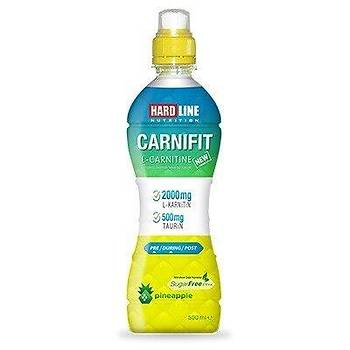 Hardline Carnifit Ananas  500Ml 1 Adet