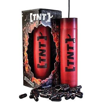 Tnt Sttc Strong To The Core 120 Capsul