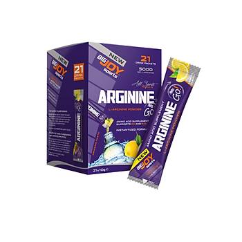 Big Joy Arginine Go 21x10 Gr