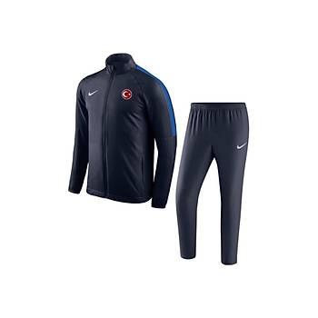 Nike Acdmy18 Milli Takým Baskýlý Eþofman Takýmý 893709 - Lacivert