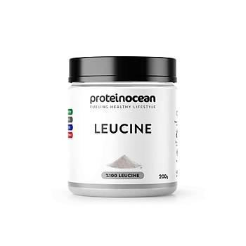 Proteinocean Leucine 200Gr. 40 ser.
