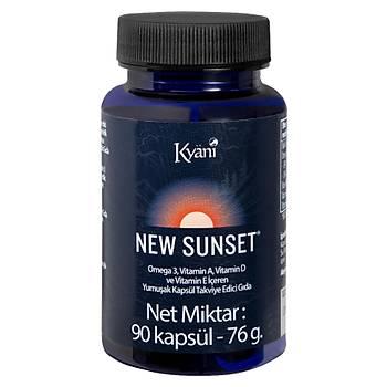 Kyani Sunset Omega 3 Balýk Yaðý