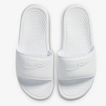 Nike Benassi Jdi Beyaz Terlik 343881-115