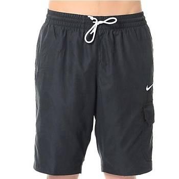 Nike Beach Look Short Erkek Lacivert Þort 707513 Siyah