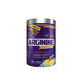 Big Joy Arginine Powder 500 Gr Orman Meyveli