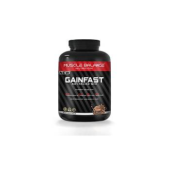 Muscle Balance Nutrition Gainfast Advanced Mix 3000 Gr