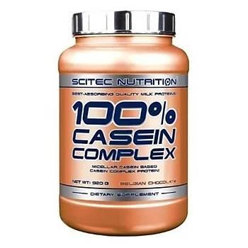 Scitec 100% Casein Complex  920 Gr - Çikolata