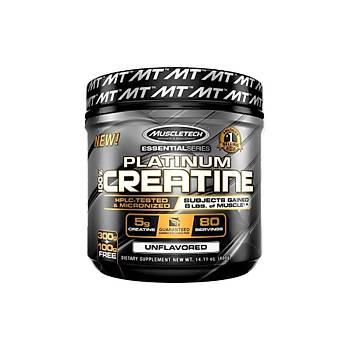 Muscletech Platinum % Creatine  402 Gr