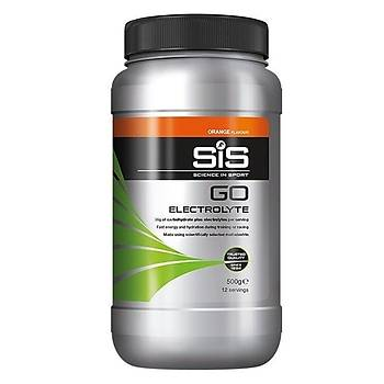 Sis Go Electrolyte Orange 500 Gr