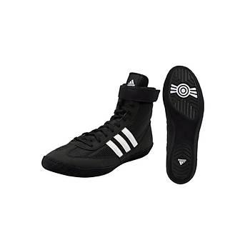 Adidas Combat Speed 4 Black Güreþ Ayakkabýsý D65552