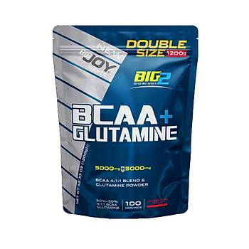 Big Joy BCAA+Glutamine 100 servis 1200Gr Karpuz