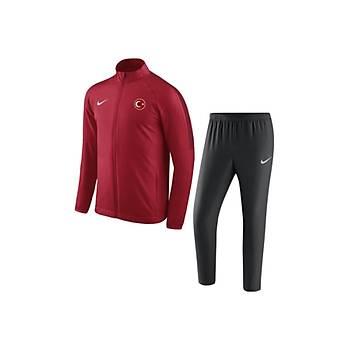 Nike Acdmy18 Milli Takým Baskýlý Eþofman Takýmý 893709 - Kýrmýzý