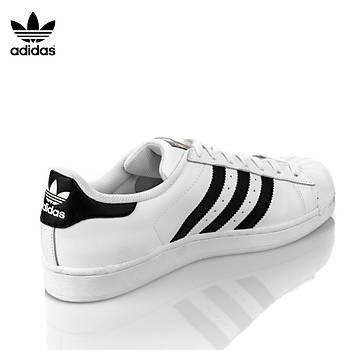 Adidas Superstar Günlük Spor Ayakkabý C77124 Beyaz
