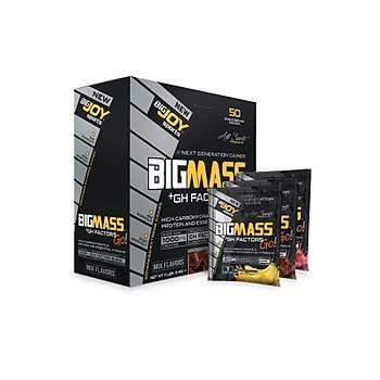 Big Joy Bigmass GH Factors Go 100 Gr X 50 Adet