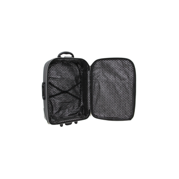 Vkn Havlu Kumaþ Bavul Orta Boy & VKNBVL30002-M-Siyah