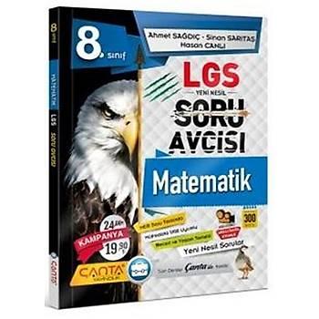 Çanta 8.Sýnýf Matematik LGS Yeni Nesil Soru Avcýsý Yeni Baský (2020-2021)