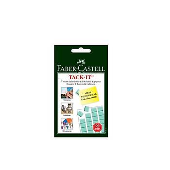 FABER CASTELL TACK-IT YEÞIL 50 GRAM