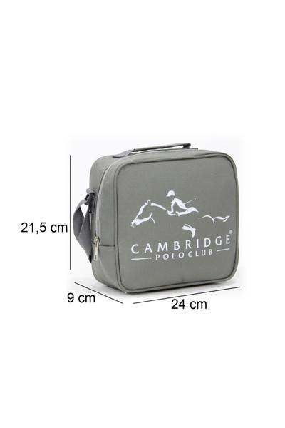 Cambridge Polo Club Beslenme Çantasý PLBSL80007 Gri