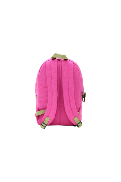 Cambridge Polo Club Sýrt Çantasý PLCAN1764 Pembe