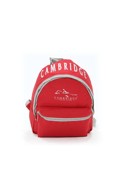 CAMBRIDGE POLO SIRT CANTA PLCAN1656-Kýrmýzý