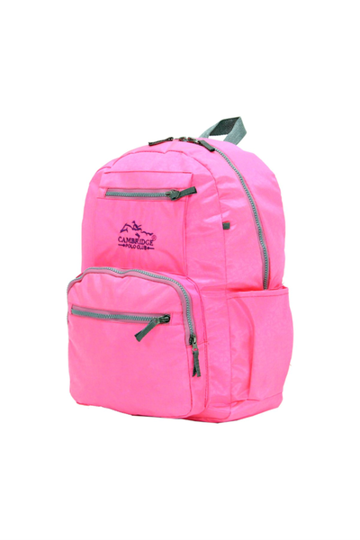 CAMBRIDGE POLO SIRT CANTASI PLCAN1736-Pembe