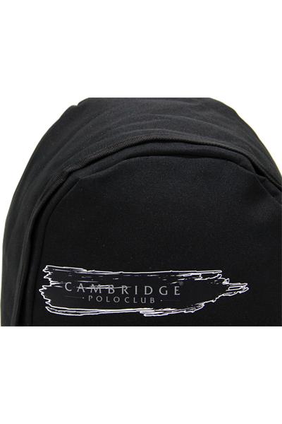 CAMBRIDGE POLO SIRT CANTA PLCAN1658-Siyah