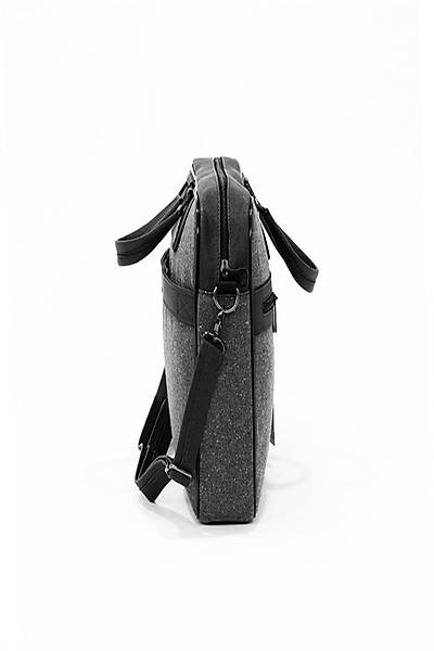 Cambridge Polo Club Kanvas Evrak Çantasý PLEVR50041 Siyah
