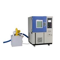 SO2 H2S CO2 HCL Korozyon Zararlý Gaz Test Odasý