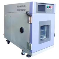 MIL-STD-810 Düþük Sýcaklýk Testi / Low Temperature