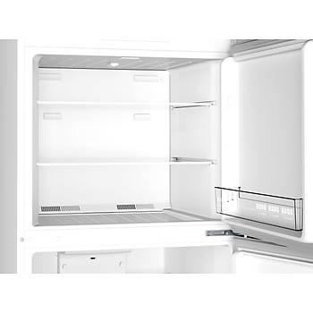 Siemens KD55NNWF0N 485 lt Beyaz Buzdolabý