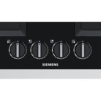 Siemens EP6A6PB20 Siyah Cam Ankastre Ocak