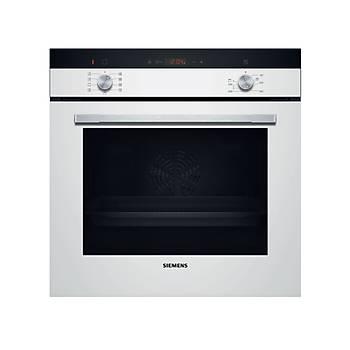 Siemens HI133FEW0T Buharlý Beyaz Ankastre Fýrýn