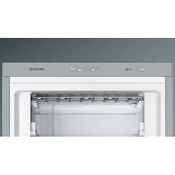 Siemens GS33VVIE0N 7 Çekmeceli Inox Derin Dondurucu