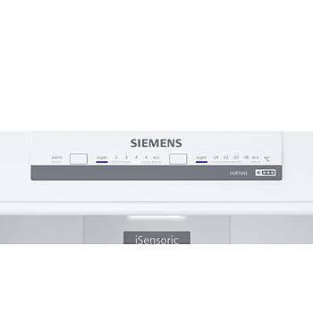 Siemens KG55NVWF0N Beyaz Buzdolabý