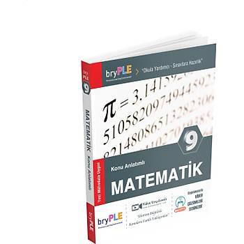 Birey PLE 9 .Sýnýf Matematik Konu Anlatýmlý